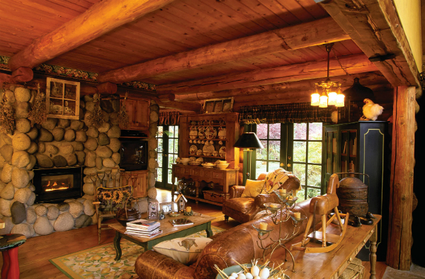 log home inspection   reliance home inspection services