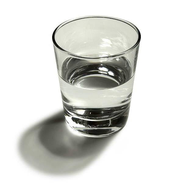 Glass of Drinking Water