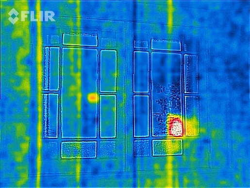 Reliance-Home-Inspection-Thermal-Inspection-Image-Failing-Windows