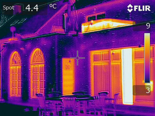 Reliance Home Inspection TARION Home Warranty Thermal Imagine Inspection Exterior