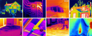 Reliance Home Inspection Services Thermal Imaging Identifies Problem Areas